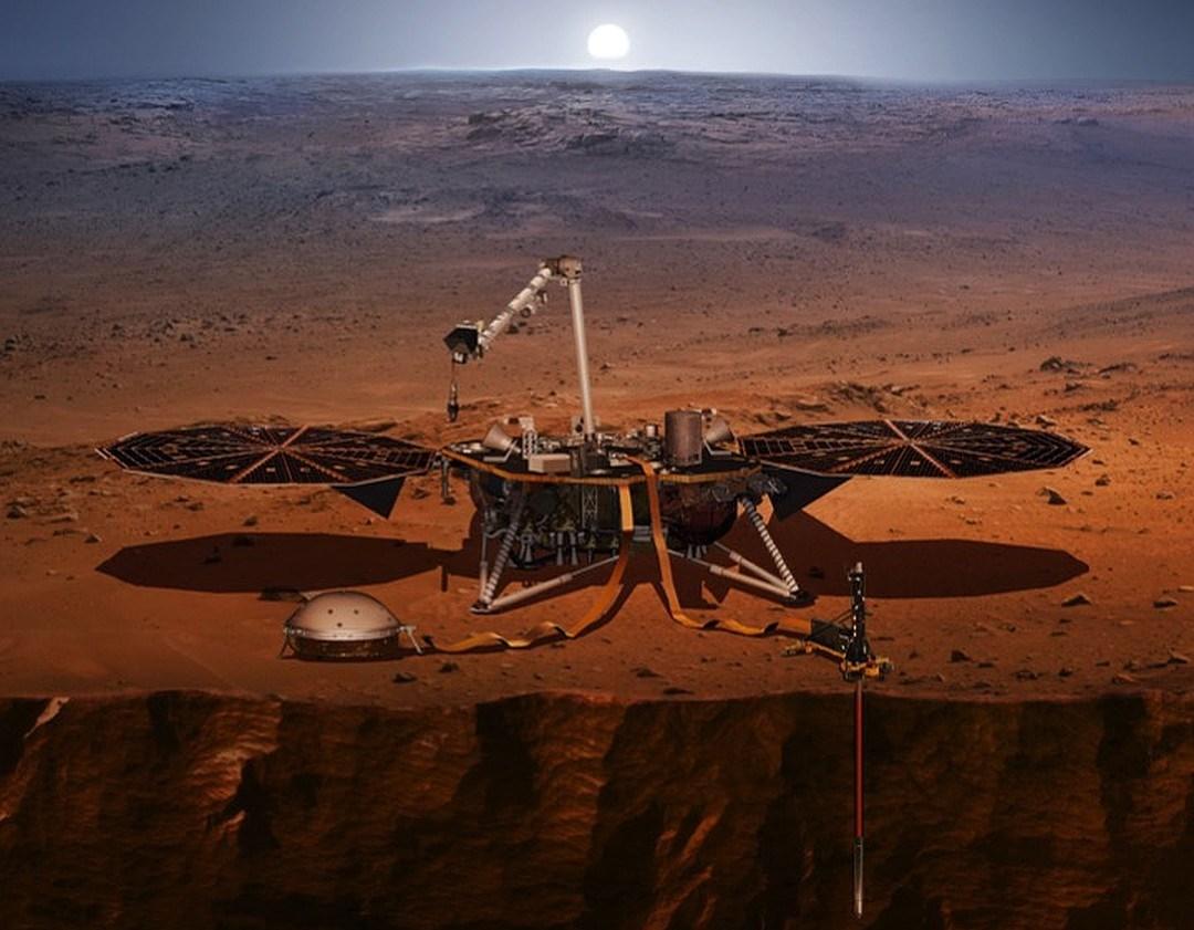 Есть ли жизнь на Марсе, нет ли жизни на Марсе - науке неизвестно