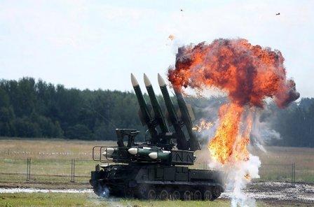 Беларусь и Россия приступили к разработке современного ЗРК