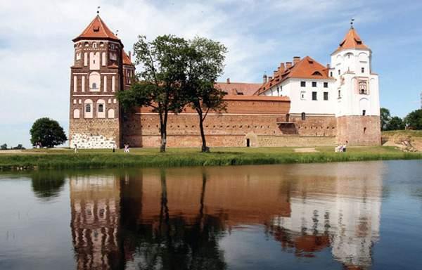 Архитектура Беларуси.