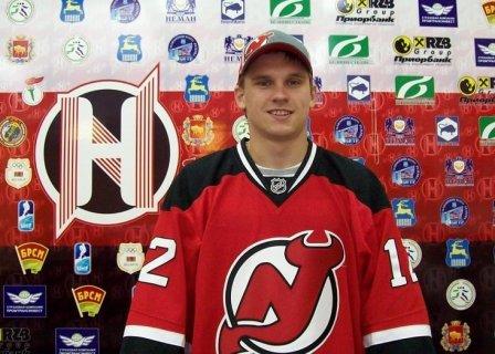 Белорусский хоккеист Артур Гаврус в следующем сезоне станет игроком финского «Спорта»
