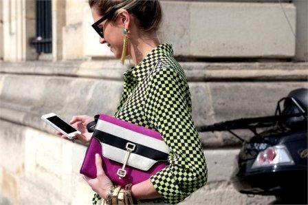 Кожаные сумки и клатчи в жизни современной девушки