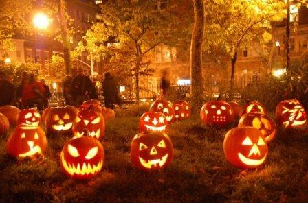 Традиции празднования Хеллуина