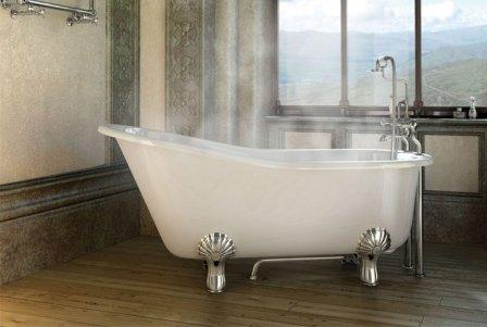 О чугунных ваннах