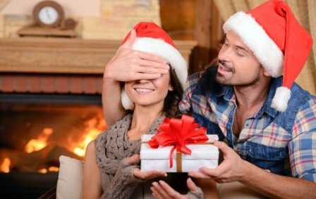 Топ - 5 новогодних подарков для жены