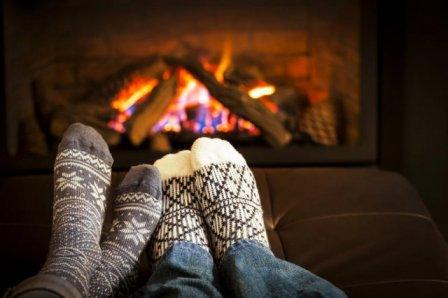 Держи ноги в тепле