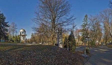 Памятник К. Э. Циолковскому