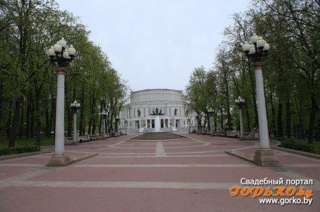 Площадь Парижской коммуны