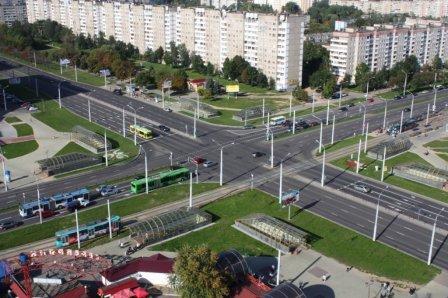 Проспект Рокоссовского