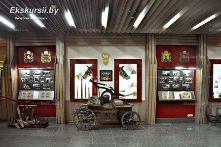 Музей пожарного и аварийно-спасательного дела Министерства по чрезвычайным ситуациям Республики Беларусь
