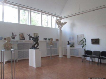 Музей современной белорусской скульптуры им. А. Бембеля