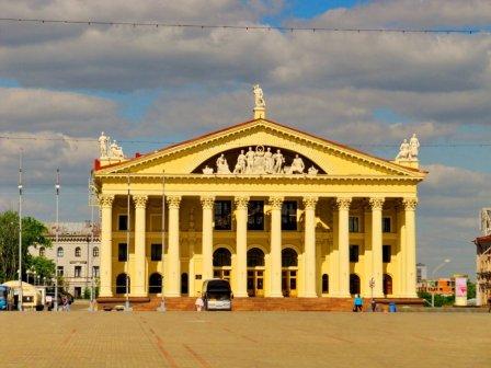 Дворцы и дома культуры РБ