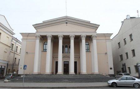 Национальный академический драматический театр имени Максима Горького