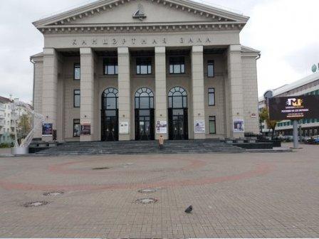 Белорусский поэтический театр одного актера Знiч