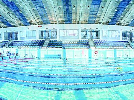 Посмотреть на карте Спортивно-оздоровительный комплекс «Олимпийский»
