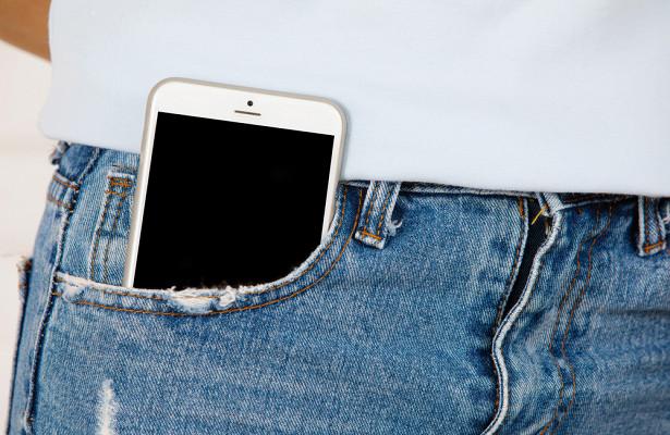 Смартфон в кармане - опасно для жизни!